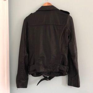 Lucky Brand Jackets & Coats - Leather jacket